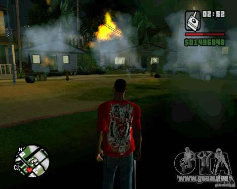 Bombe für GTA San Andreas fünften Screenshot