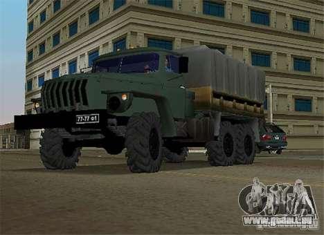 Ural 4320 für GTA Vice City