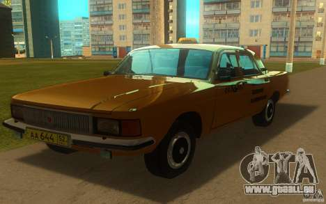 GAZ Volga 3102 Taxi pour GTA San Andreas