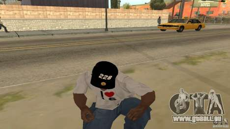 Cap 228 pour GTA San Andreas