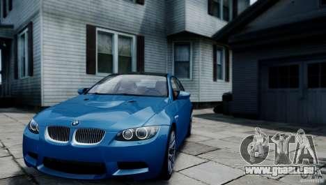 BMW M3 E92 ZCP 2012 pour GTA 4