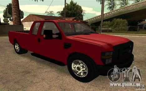 Ford F250 Super Dute für GTA San Andreas