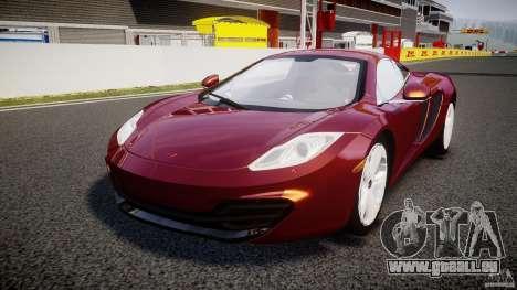 McLaren MP4-12C [EPM] pour GTA 4
