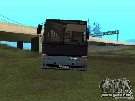 Ikarus C60 für GTA San Andreas