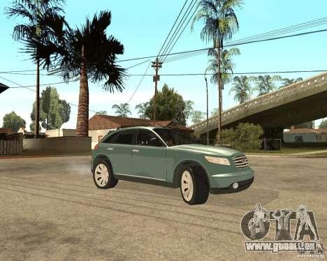INFINITY FX45 für GTA San Andreas