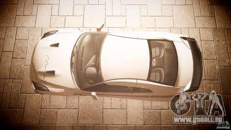 Nissan GT-R (R35) Mines 1.1 für GTA 4 rechte Ansicht