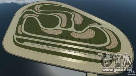 Dakota Raceway [HD] Retexture für GTA 4 Sekunden Bildschirm