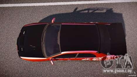 Subaru Impreza WRX STI für GTA 4 rechte Ansicht
