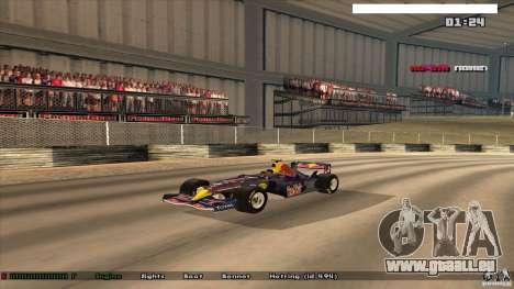 Ferrari F1 RedBull für GTA San Andreas