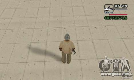 Euro money mod v 1.5 200 euros für GTA San Andreas zweiten Screenshot