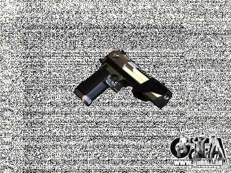 Weapon pack v2 pour GTA San Andreas troisième écran