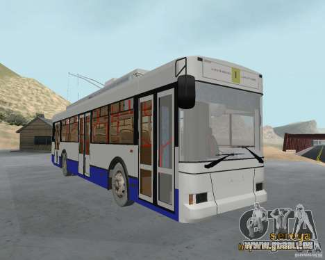 Trolza 5275 Optima pour GTA San Andreas