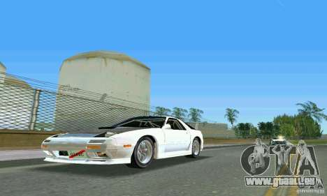 Mazda Savanna RX-7 FC3S pour GTA Vice City