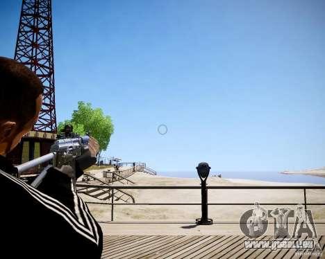 AKS-74U pour GTA 4 quatrième écran
