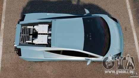 Lamborghini Gallardo Twin Turbo Kit pour GTA 4 est un droit