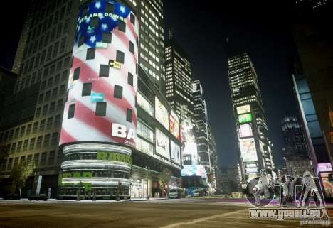 Youxiang Mixed ENB v 2.1 für GTA 4 sechsten Screenshot