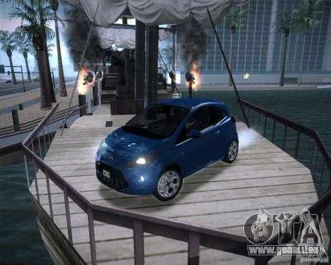 Ford Ka 2011 für GTA San Andreas