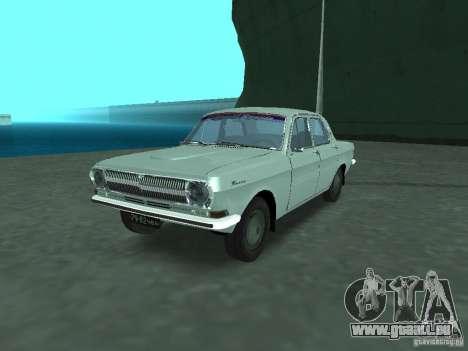 GAS 24p für GTA San Andreas