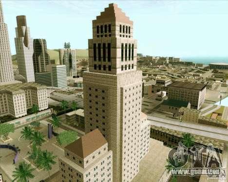 Los Santos City Hall pour GTA San Andreas cinquième écran