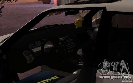 Peugeot 106 GTi für GTA San Andreas rechten Ansicht