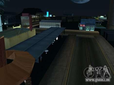 La Villa De La Noche v 1.0 pour GTA San Andreas quatrième écran