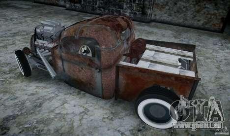 Ford RatRoad 1936 pour GTA 4 est un droit