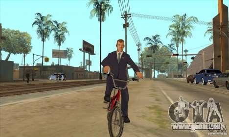 Dmitri Anatoljewitsch Medwedew für GTA San Andreas her Screenshot