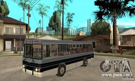 LAZ-4202 pour GTA San Andreas