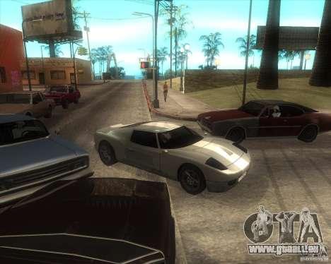 MOD de Jyrki pour GTA San Andreas