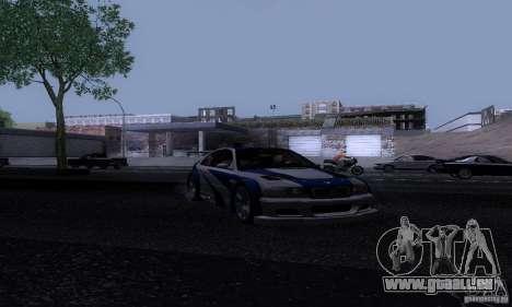 ENB Reflection Bump 2 Low Settings pour GTA San Andreas troisième écran
