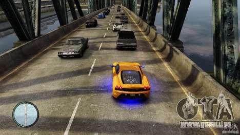 Traffic Load [Final] für GTA 4 Sekunden Bildschirm