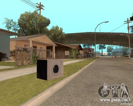 Remapping Ghetto v.1.0 für GTA San Andreas her Screenshot