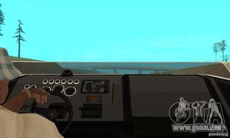 GTAIV TBOGT Smuggler pour GTA San Andreas vue de droite