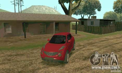 Nissan Juke für GTA San Andreas