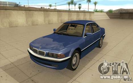 BMW 750iL 1995 für GTA San Andreas