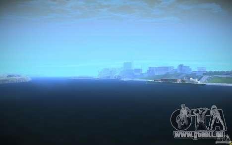 ENB Black Edition pour GTA San Andreas troisième écran
