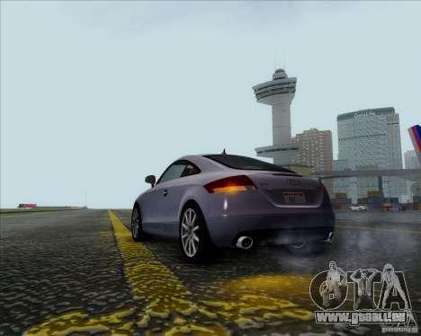 Audi TT für GTA San Andreas rechten Ansicht