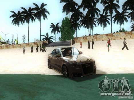 ENBSeries Beta für GTA San Andreas dritten Screenshot