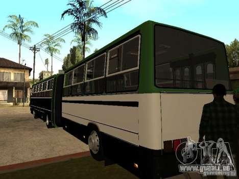 Trailer für IKARUS 280 33 m für GTA San Andreas