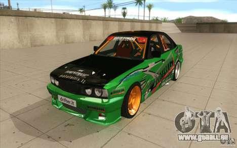 BMW E34 V8 Wide Body pour GTA San Andreas