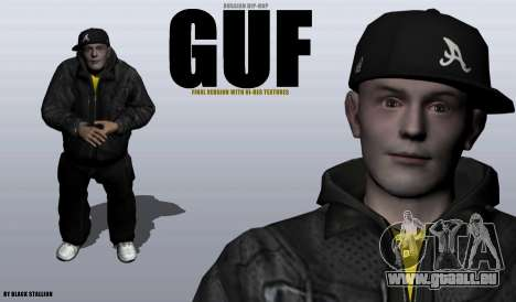 GuF pour GTA San Andreas