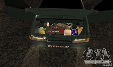 VAZ 2113 Ferrari pour GTA San Andreas vue de côté