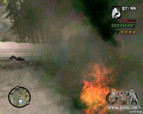 Masterspark pour GTA San Andreas septième écran
