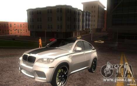 Bmw X6 M Lumma Tuning für GTA San Andreas