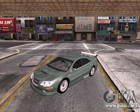 Chrysler 300M tuning pour GTA San Andreas vue de droite