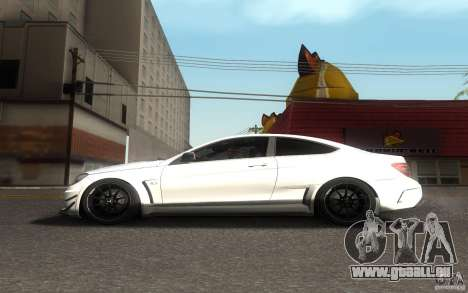 ENB Series by muSHa v1.0 pour GTA San Andreas sixième écran