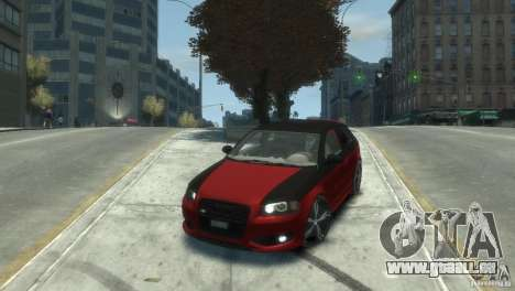 Audi BS3 O.CT Tuning pour GTA 4