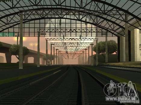 Kontakt Netzwerk für GTA San Andreas her Screenshot