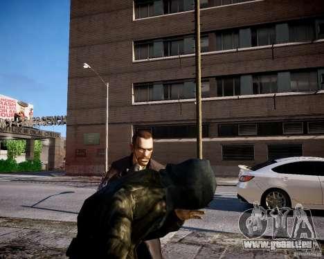 Bad Niko für GTA 4 siebten Screenshot