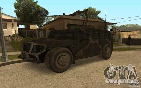 Gaz 2975 Tiger pour GTA San Andreas